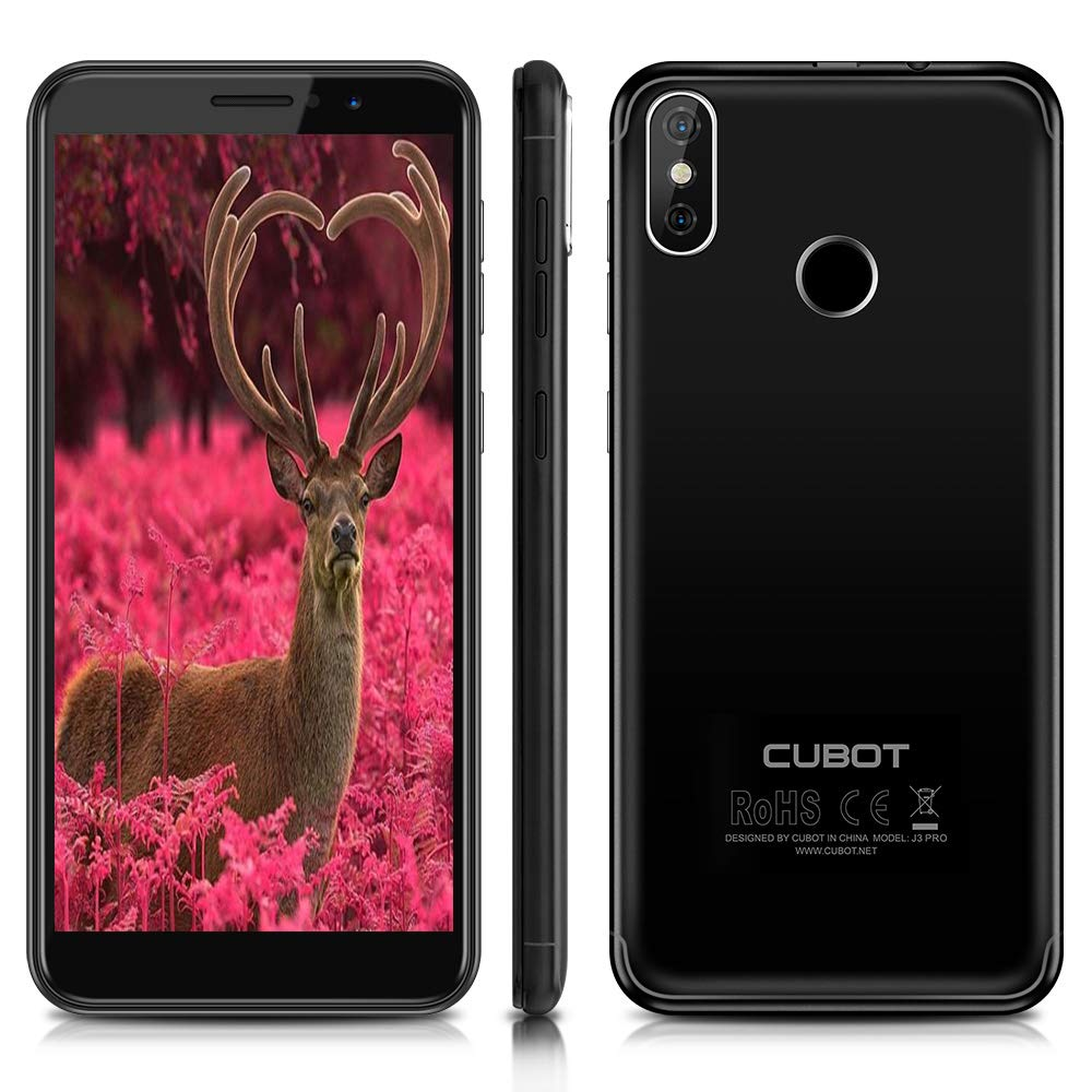 Cubot J3 Pro 4G, 5.5 Pollici, Android Go