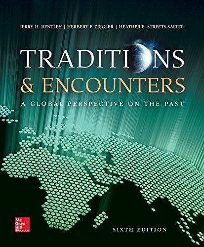 Price comparison product image Traditions & Encounters: A Global Perspective on the Past
