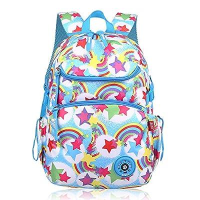 18682741b589 on sale Toeoe Child Girls Colorful Style School Backpacks Primary ...