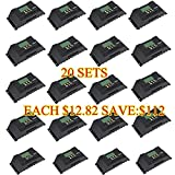 New MTN-G LCD 30A PWM Solar Panel Regulator Battery Charge Controller AL 20SETS
