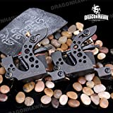 2 PCS Compass Tattoo Machine Melaka Liner Pacific Shader Steel