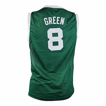 4dccb1b17 adidas Jeff Green Boston Celtics NBA Green Official Road Replica Basketball  Jersey for Toddler (2T
