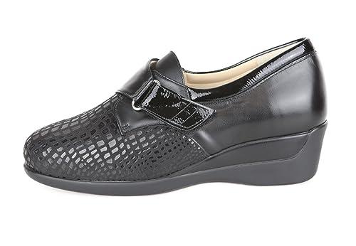Zapatos para juanetes y pie diabetico. Zapatos con Anchos Especiales con Plantilla Extraible para pies