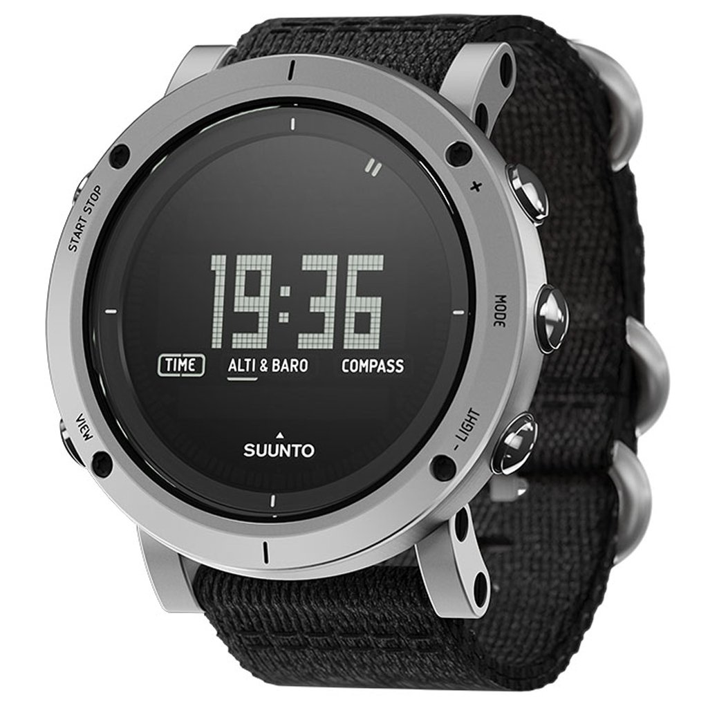 Amazon.com: Suunto Essential Stone Color watch SS021218000: Suunto: Watches