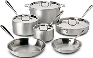All-Clad MC2 700508, 10-Piece