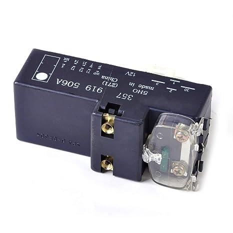 Daphot-Store - 1Pc LFVW002 Radiator Coolant Fan Control