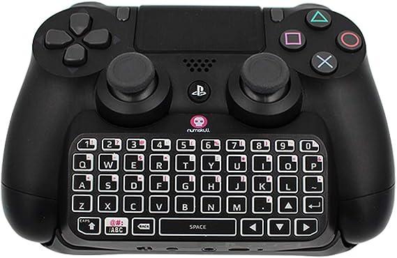 PS4 controlador de teclado - Teclado Bluetooth PS4 ...