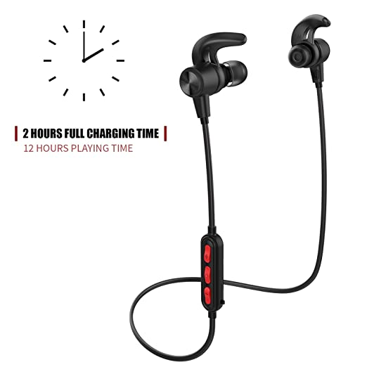 7 opinioni per Origem Auricolari Bluetooth 4.1 Wireless Quick Charge Cuffie Stereo Sportive