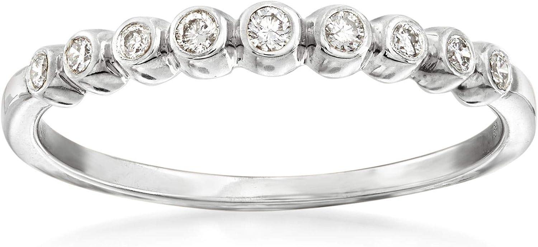 2.45 carat 9 stone cluster 18k white gold overlay mens ring size 13