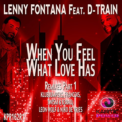 When You Feel What Love Has (Remixes, Pt. 1)