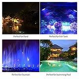 MUCH Underwater Light Waterproof IP 68