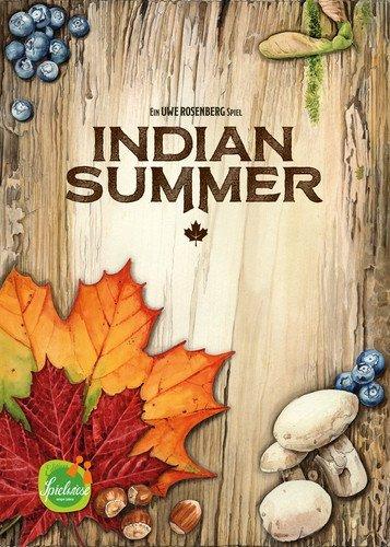 Stronghold Games Indian Summer Board Games [並行輸入品] B07SFF242V