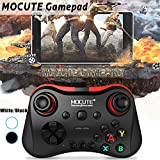 40 lg smart tv - AllGreen Wireless Bluetooth Gamepad Gaming Controller for Android Smartphone/Samsung Gear VR/PC Windows/iPhone IOS/TV Box-White-Black