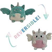 Omkeerbaar pluche, omkeerbaar pluche speelgoed kleine duivel/kleine engelvorm, omkeerbaar pluche speelgoed…