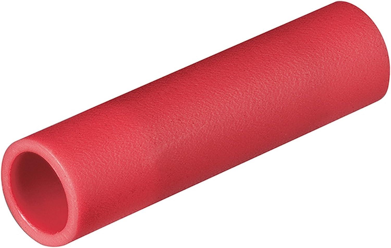 KNIPEX 97 99 021 Flachsteckhülsen isoliert je 100 Stück 120 mm
