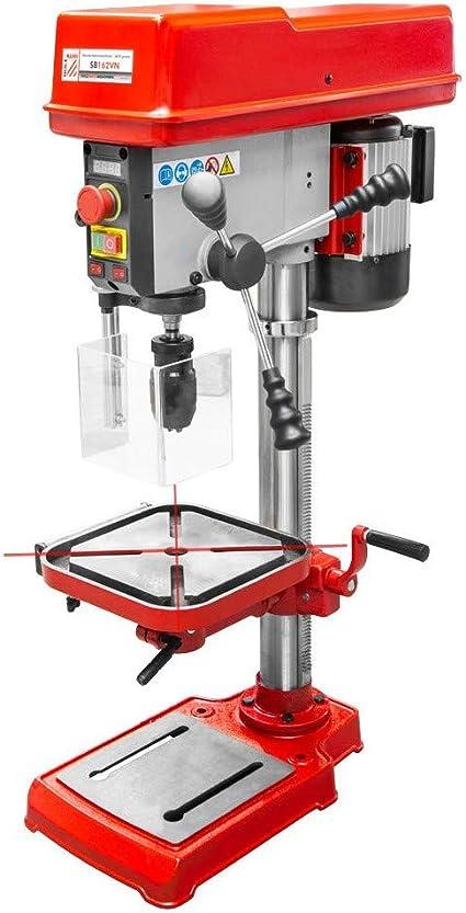 Perceuse d/'établi Perceuse sur colonne Perceuse sur pied Etau laser de 500 W