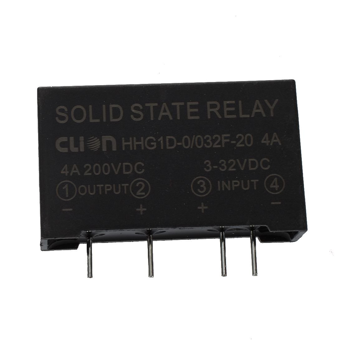 SODIAL HHG1D-0//032F-20 4A Solid-State-Relais HHG1D-0//032F-20 Solid-State-Relais R