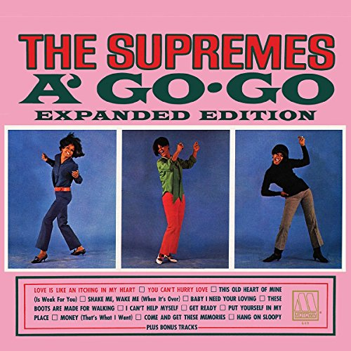 Price comparison product image Supremes A Go Go [2 CD][Expanded Edition]