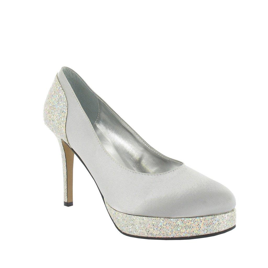 Ladies Lexus High High High Heel Platform schuhe with Glitter Design. 20a077