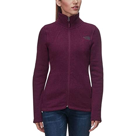 007a2b988 THE NORTH FACE Women's Crescent Full Zip: Amazon.ca: Clothing ...