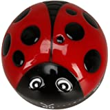 SODIAL(R) Plastic Ladybug Ladybird Beetle Shape 60 Minute Kitchen Cook Cooking Timer +Free Cable Tie