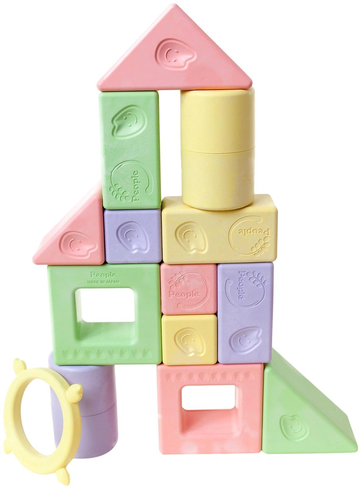People Mochi Blocks 28 Piece Premium Set