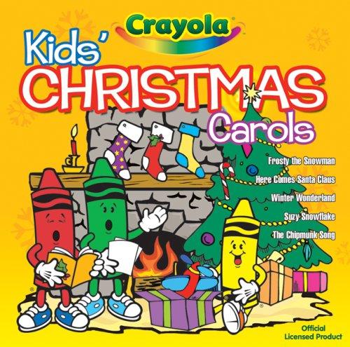 Price comparison product image Crayola Kids Christmas Carols