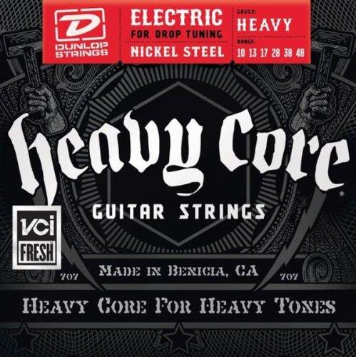 Jim Dunlop DHCN62 62 Gauge Heavy Core NPS Electric Guitar String (Single)