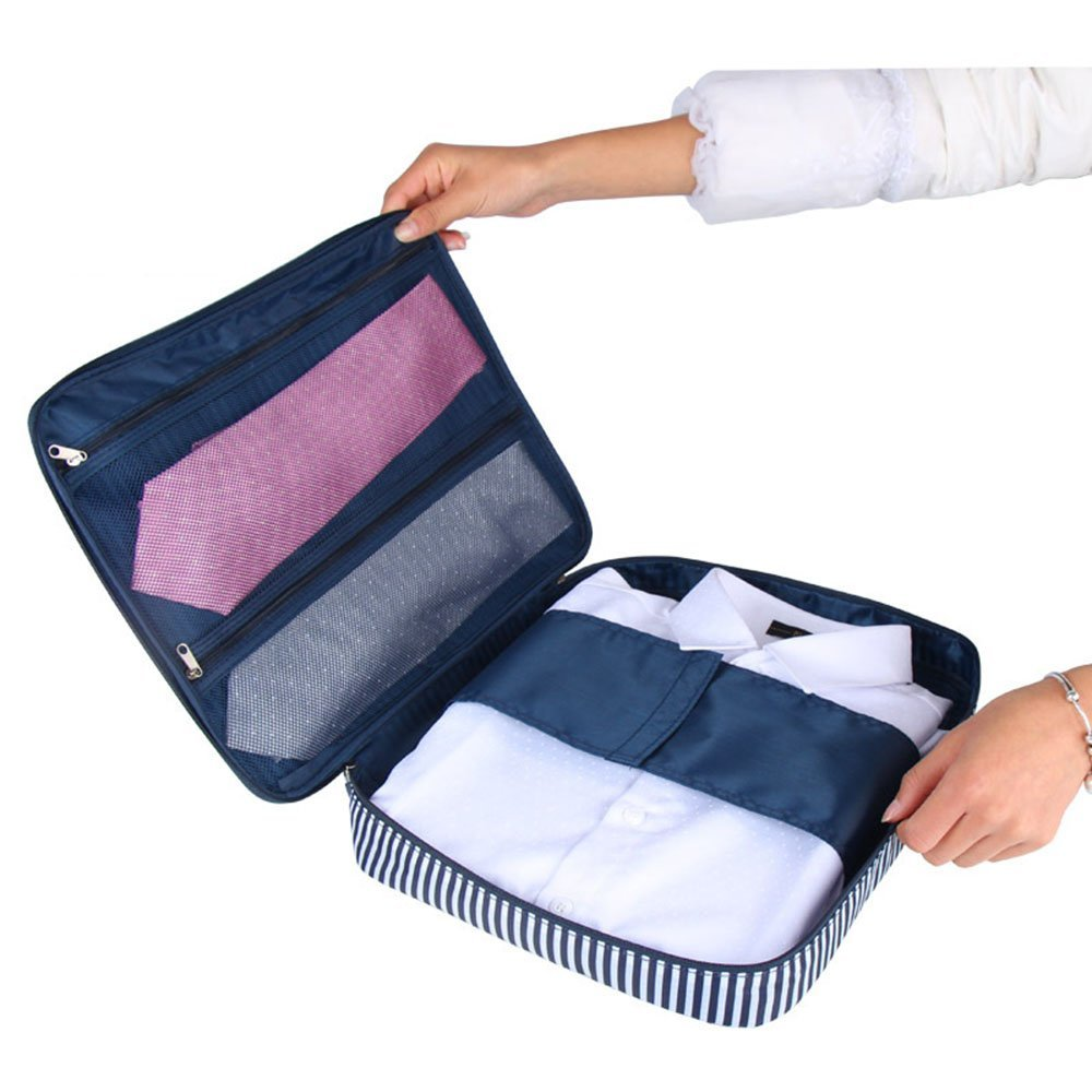 dalaz旅行ストレージバッグ多機能Clothing Sortingパッケージ、旅行Packing Pouches、荷物オーガナイザーポーチ B07G44WY6B