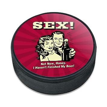 Hockey pucks sex