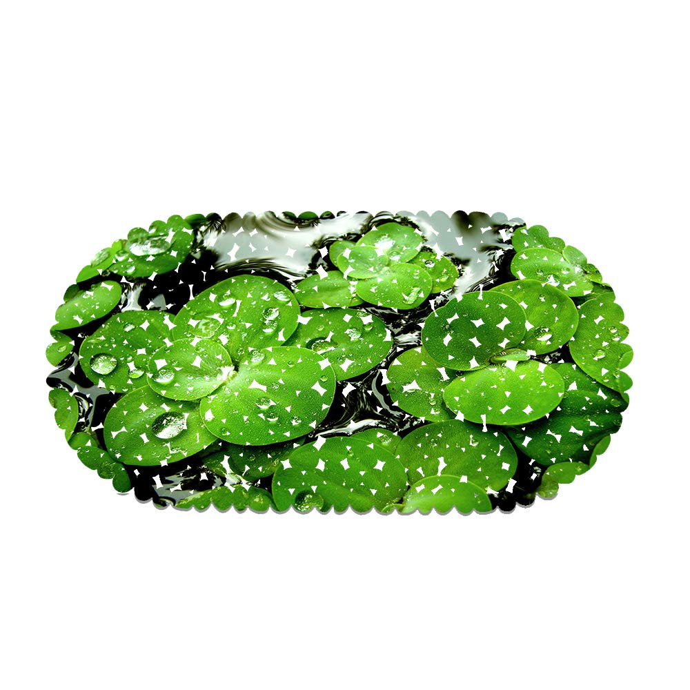 Verde Alfombra De Ducha Antideslizante para Ba/ñera Alfombra De Ba/ñera Antirresbaladiza De Girasol Rosa Rojo PVC para Ba/ño 70 X 35 Cm con Ventosas Fuertes Style 01 Morado