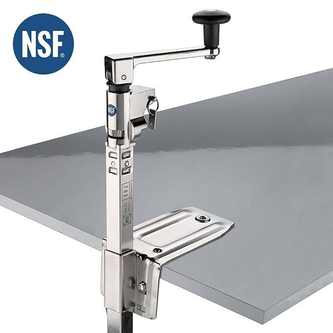 Compra BOJ 01118 Abrelatas de mesa industrial para ...