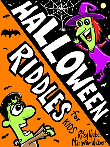 Halloween Riddles for Kids]()