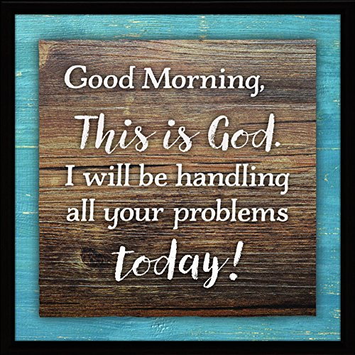 Expressions Plaque - Plaque-Simple Expressions-Good Morning! (7.5