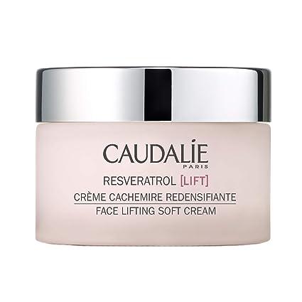 Amazon Com Caudalie Resveratrol Lift Face Lifting Soft Cream 1 7