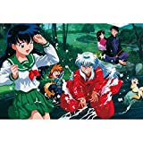 Siyushop Paper Puzzle Cartoon Anime Puzzle Adult - Children's Birthday Gift (1000) ( Color : D )