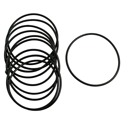 Amazon Com Uxcell Rubber Sealing Oil Filter O Rings Gasket 10