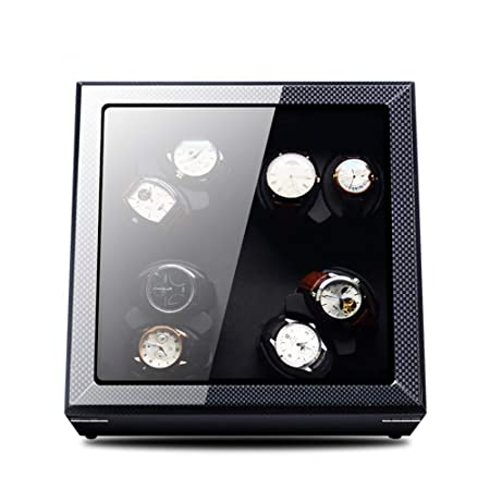 YHEB - Caja para Reloj de Pulsera, agitador automático de ...