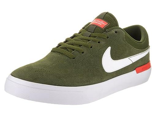 Comedia de enredo Escudriñar necesario  Nike Men's SB Koston Hypervulc Legion Green/White/Max Orange Skate Shoe 11  Men US: Amazon.in: Shoes & Handbags