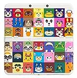 New Nintendo 3DS Kisekae plate pack Animal Crossing