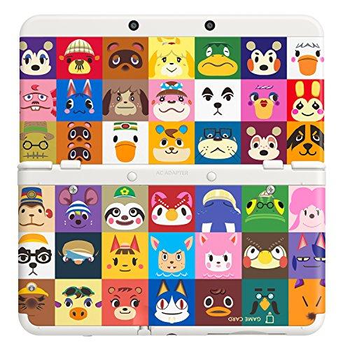 New Nintendo 3DS Kisekae plate pack Animal Crossing by Nintendo (Image #1)