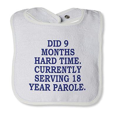 Amazon.com: Serving - Babero de algodón para bebé, 18 años ...