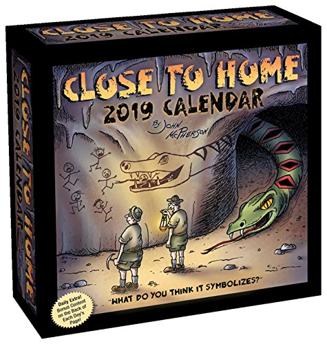 (Close to Home 2019 Day-to-Day Calendar)