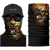 ShopINess Pañuelo Braga Multifunción - Lion