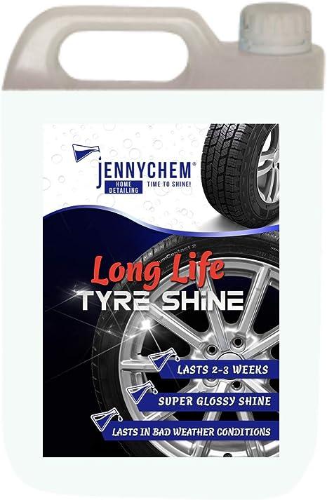 Jennychem Industrial Chemicals Car Tyre