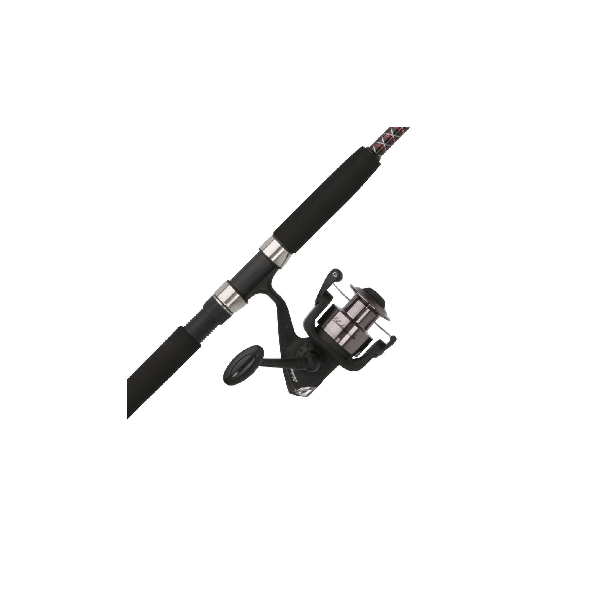Shakespeare Ugly Stik Bigwater Fishing Rod and Spinning Reel Combo by UglyStik