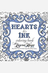 Hearts & Ink Coloring Book