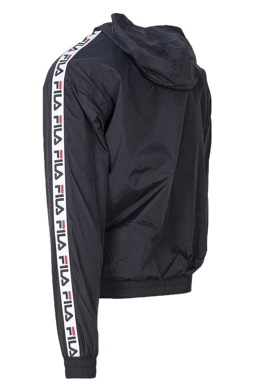 Amazon.com: Fila Jackets Man Tacey Tape Wind Jacket 682359 ...