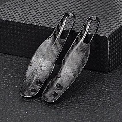x xotic tech Real Carbon Fiber Key Fob Remote Cover Shell Case Fit Porsche 911 Cayenne Panamera Boxster Macan Xotic Tech Direct