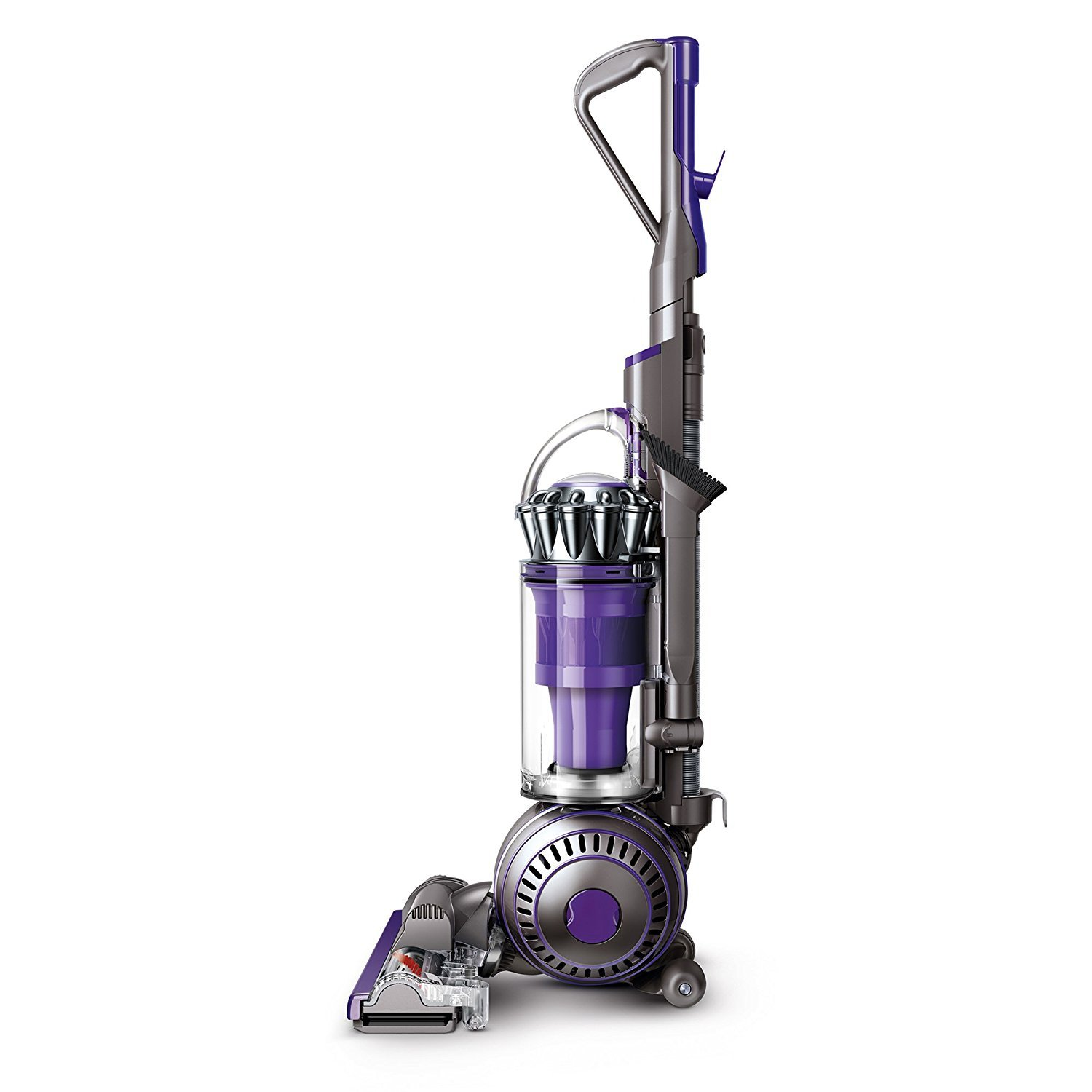 Dyson Ball Animal 2 Upright Vacuum, Iron/Purple (Certified Refurbished) by Dyson (Image #2)